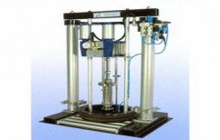 Airless Drum Press Dispensing and Spraying Equipment by National Enterprises