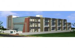 Aluminium Structure Glazing Service by Alkraft Decorators Private Limited