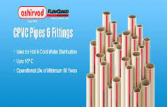 Ashirvad CPVC Pipes & Fittings by Pomoi Steels