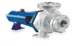 Centrifugal Coupled Pump with Semi Open Impeller by Jee Pumps (Guj) Private Limited