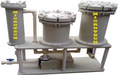 Chemical Filtration Unit by Micro Tech Engineering