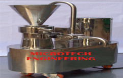 Colloid  Mill by Micro Tech Engineering
