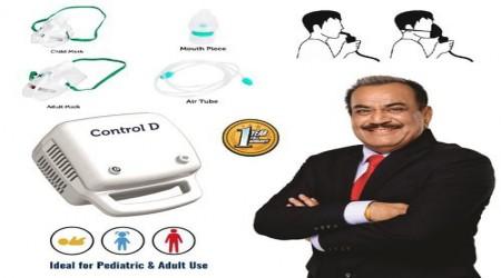 Control D Nebulizer by Saif Care