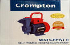 Crompton Self Priming Pump by Suchitra Trading Company