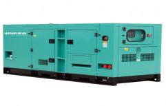 Cummins Diesel Generator by S. P. Industries