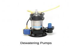 Dewatering Pump by Pragna Agency