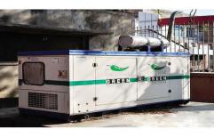 Diesel Generator Set by Rajat Power Corporation