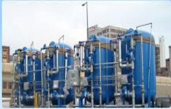 DM Water Plant by Steam & Power Engineers
