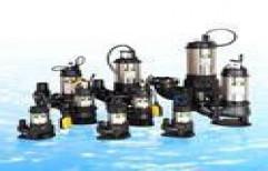 Drainge , Sewage , Grinder & Propeller Pumps by Sejal Enterprises