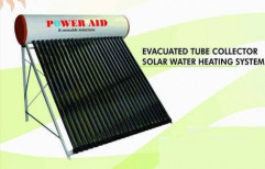 ETC Solar Water Heating System by Concept Solar