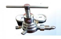 Extra Hi-Pressure Regulator by Mediline Engineers