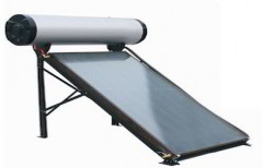 Flat Plate Solar Water Heater by Concept Engineers