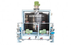 Flocculant Dosing Pump & System by Akshat Enterprise