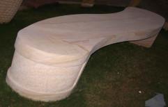 Garden Bench by Priyanka Construction
