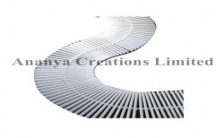 Gratings for Swimming Pool by Ananya Creations Limited