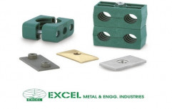 Heavy Duty Pipe Clamp by Excel Metal & Engg Industries