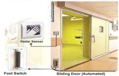 Hermetically Sealing Sliding Doors by Mediline Engineers