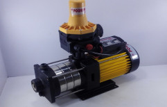 Home Pressure Boosting Pump 0.8 HP by Mach Power Point Pumps India Private Limited