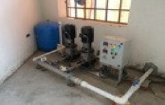Hydro Pneumatic Pressure Booster System by Jay Bajarang Engineering & Services