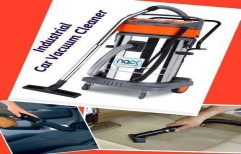 Industrial Car Vacuum Cleaner by Mars Traders - Suppliers Professional Cleaning & Garden Machines