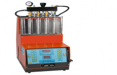 Injector Cleaning Machine by Amfos International