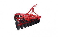 Inner Bearing Type Disc Harrow by Unisoft Pheripherials