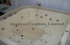 Jacuzzi Hot Tub by Ananya Creations Limited