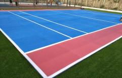 Kabaddi Sports Flooring by Sajj Decor