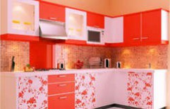 Kitchen Cabinet and Crockery Sheet by Shiv Shakti Furniture