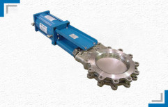 Knife Gate Valves by Mackwell Pumps & Controls