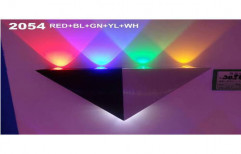 LED Colored Light Wall Mounting by Jainsons Electronics
