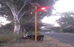 LED  Solar Traffic Light by Radha Energy Cell