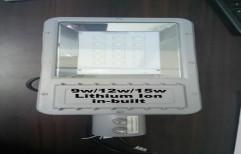 Lithium Solar Street light by Orion LED Lighting