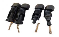 MC4 Solar Connectors by Sai Safe Lubricant India