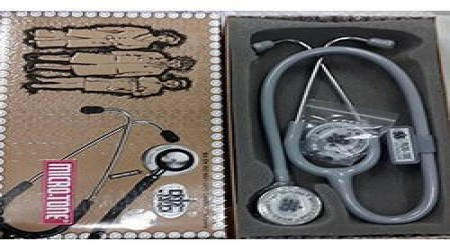 Medical Stethoscope by Mangalam Surgical