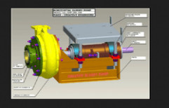 Medium Duty Slurry Pumps by Creative Engineers