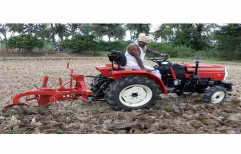 Mitsubishi Tractor Reversible Mould Board Plough by B.D.J. International