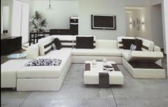 Modern Modular Sofa by Shubham Furniture & Aluminium