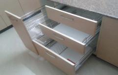 Modular Kitchen Drawer by M. M. Kitchen Equipments