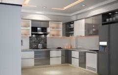 Modular Kitchen by Hicon Woodware Pvt. Ltd.