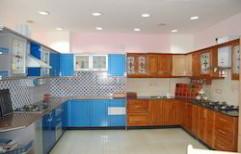 Modular Kitchen by Maha Interiorss