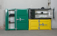 Modular Storage Container by Anchor Container Services Private Limited