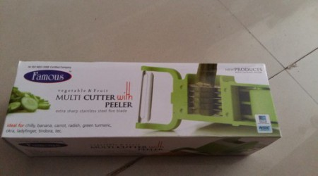 Multi Cutter With Peeler by Lipsa Impex