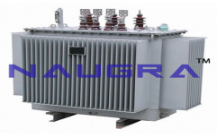 Oil Cooled Transformer by Naugra Export