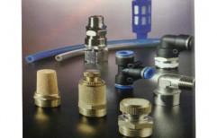 Pneumatic Equipment Parts by Hind Pneumatics