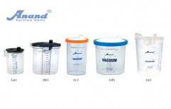Polycarbonate Jars by Ambica Surgicare
