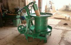 Portable Power Ghani Machine by Kovai Engineering Works