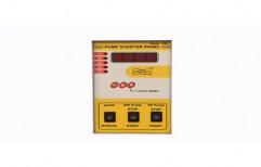 Pump Starter Panel 33M by Sai Enterprises