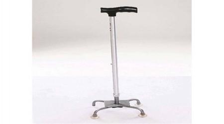 Quadripod Walking Stick by Jeegar Enterprises
