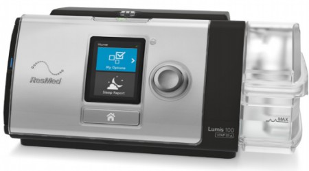 Resmed Lumis 100 Bipap Machine by Innerpeace Health Supports Solutions